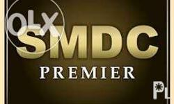 SMDC PREMIER - the new brand of SM. Looking for sellers