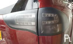 Matte smoke Tint for Headlamps and taillights. Other