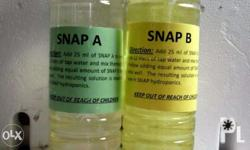SNAP or Simple Nutrient Addition Program is a low-cost