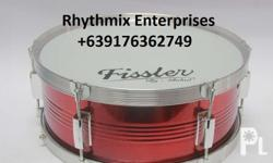 Brand New Fissler Snare Drums On Sale FB Page: Rhythmix