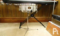 GRETSCH snare drums made in brooklyn chicago USA with