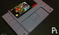 SNES Game Super Mario World 2: Yoshi's Island -- 1,5K