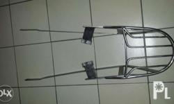 Sniper 150 Heavy Duty Bracket PHP 2,200 - Pure