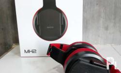 MH2 2 in 1 Bluetooth Headphone combines Bluetooth