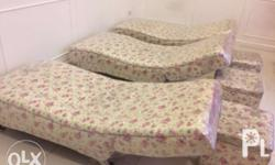 Second hand sofa bed for sale Good for salon use or use