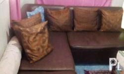 Im selling my pre loved mini L sofa..leather