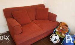 Selling two seater sofa uratex made. For pick up only