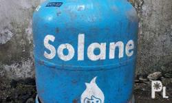 Solane Gas Tank for Sale! Contact: 09453315498