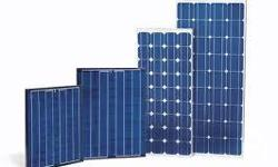 SOLAR PANEL POLY -CRYSTALLINE 100W 9,500.00 50W
