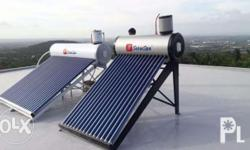 SolarSpa by Sunxsolar is one of the early pioneers in