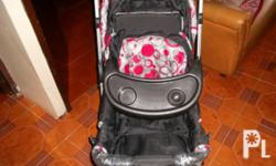 This is a Preloved Giant carrier stroller. SELLING for