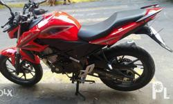 FOR SALE HONDA CB150R (big bike) � Brandnew (nagamit