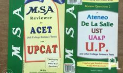 for All College Entrance Tests and UPCAT Original price