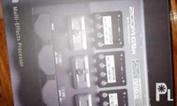 Sold Out - Zoom G5n (Guitar Multi-effects)