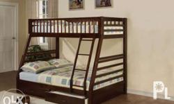 We customized FURNITURE for every room like Bedroom,