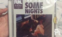 Some Nights by FUN. for only P350! Discounted price