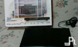 Selling my pre-loved Soniq 3D Blu-Ray DVD Player for