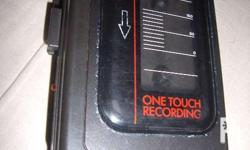 sony cassette recorder made in japan no power - selling