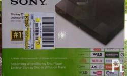 SONY BDPS1700 Streaming Wired Blu Ray Disc Player