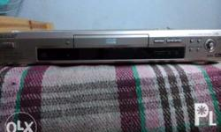 For Sale: Sony CD/DVD player DVP S313 100 volts 50/60