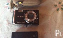 Selling a Sony Digital Camera 14.1 megapixels 7x