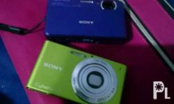Buy 1 take 1 digicams Sony cyber shot Ung isa touch