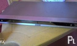 Sony DVD player Good condition Slightly negotiable