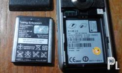 For sale sony ericsson P1i With issue: Sira LCD touch