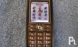 Description sony ericsson unlocked phone that will work