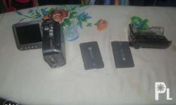 i am selling sony dcr pc55e,10x optical zoom , may