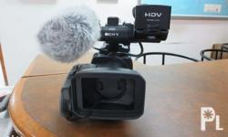 Sony HD�Camera�1000J Price negotiable Used only