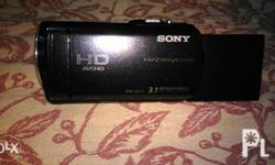 Selling sony hdr cx110 camcorder. Unit only. Meet up