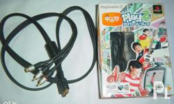 Rush Sale!!! Sony Playstation 2 Eyetoy and Hori Brand