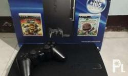 Slight nego pa PACKAGE INCLUDE: - Sony Playstation 3 R1