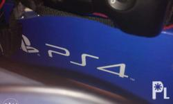 Selling my Sony PS4 with contoller and The Order 1886