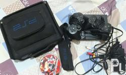 Sony Playstation 2 >Console in good condition, may