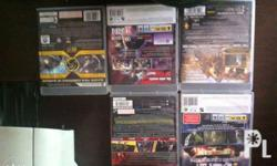 sony ps3 games for sale or swap good condition complete
