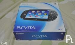 For Sale: Sony PS Vita (FAT) - asian model (purchased