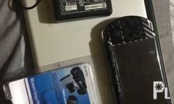 Rush Sony Psp slim gagamitin nalang Upgraded and hacked