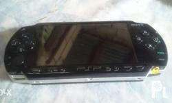 Sony psp-1001 all original and complete headset, ac