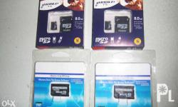 4Sale Sony PSP Memory Stick Pro Duo Adaptor with 8GB