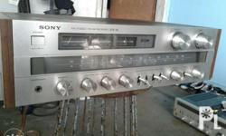 For sale Sony reciever amplifier Working good