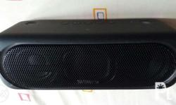 Sony SRS-XB40/BLK Portable Wireless Bluetooth Speaker,