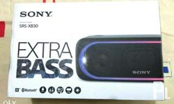 SONY SRS-XB30 Portable Wireless BLUETOOTH Speaker Key