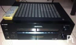 1. Sony STR-DB930.Mint condition. No issues. Heavy