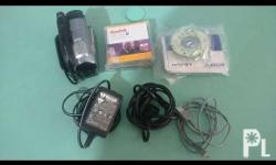 Sony video cam with all accesories... Good functioning