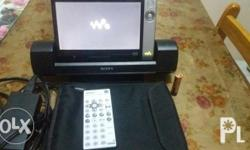 sony walkman dvd player usa brand .can read all kind of