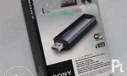 for sale sony wireless lan adapter uwa-br100 for only