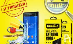 Premium Soultz tempered glass is better Display, touch