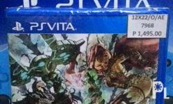 Soul Sacrifice Delta - PS vita game 2nd hand but only